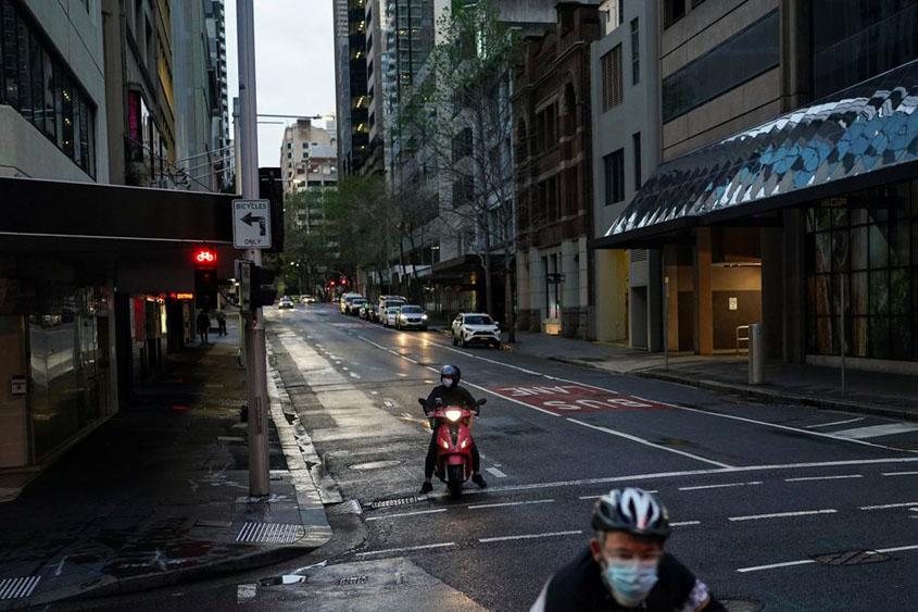 Australia trialing home quarantine