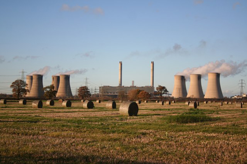 Britain fires up old coal plant