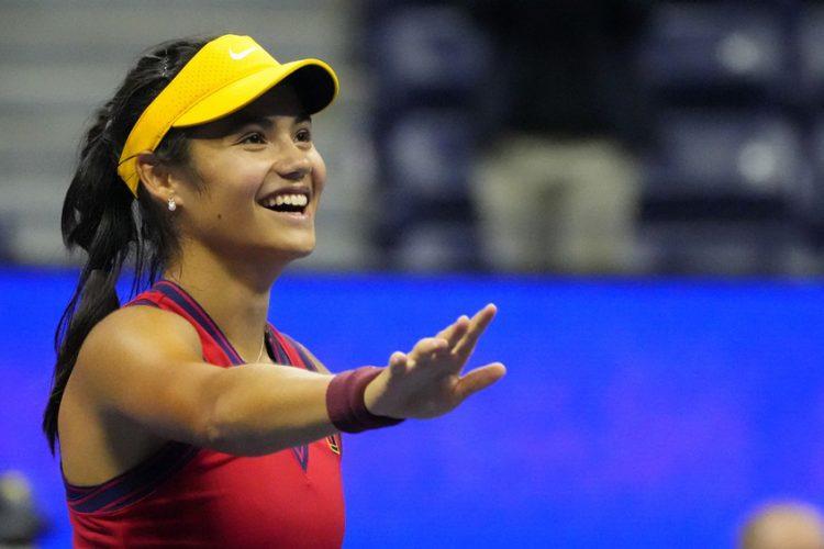 Raducanu ends Britain's wait for women's Grand Slam title