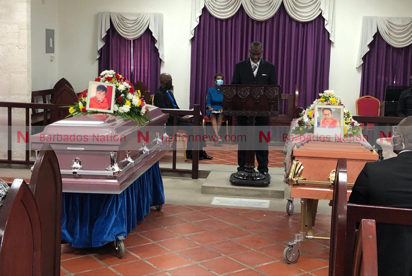 Mother, daughter laid to rest