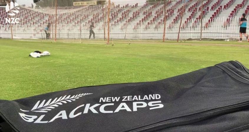 New Zealand abandon Tour of Pakistan after security alert