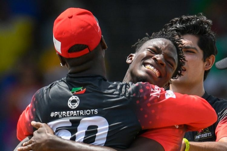 Kings and Patriots to meet in today's CPL final