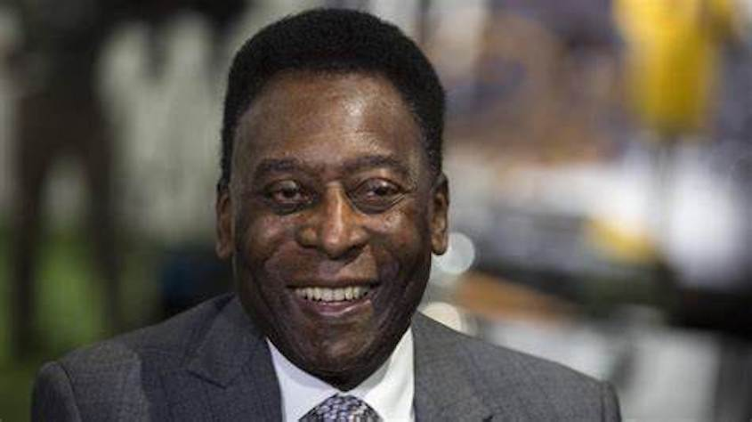 """Pele in """"stable"""" condition, hospital says"""
