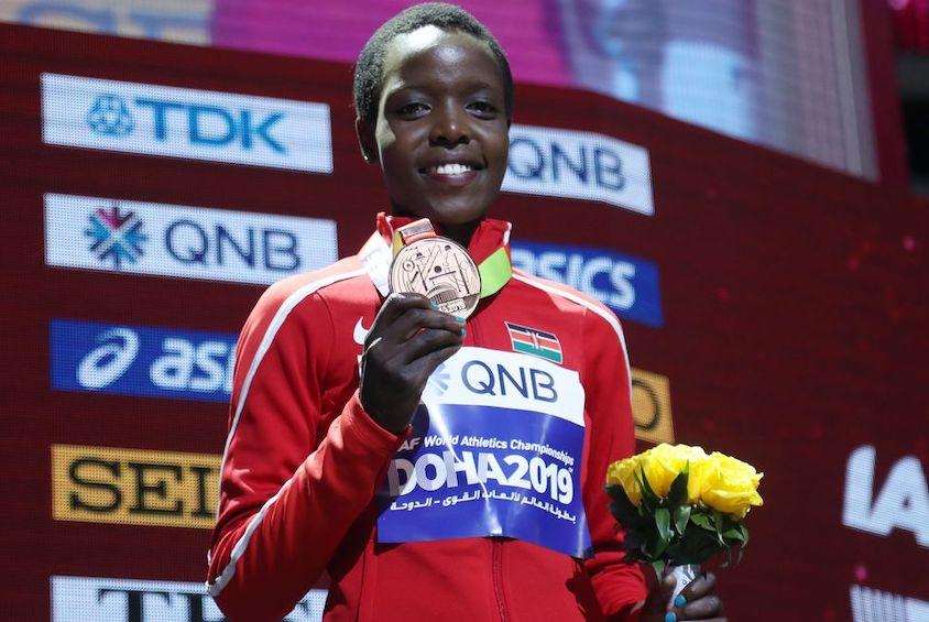 Husband in court over killing of Kenyan athlete