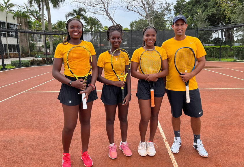 Barbados to battle in Billie Jean Cup