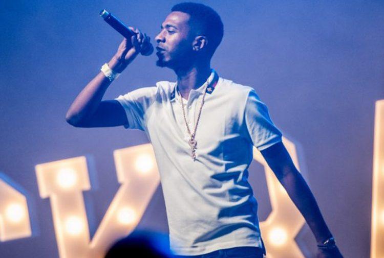 British rapper jailed on drug charges