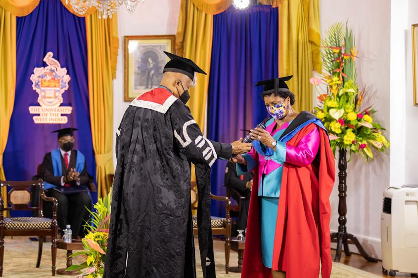 Dame Sandra honoured