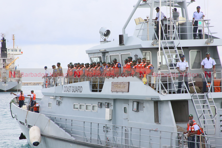 Barbados Coast Guard seizes more drugs and vessels in 2021