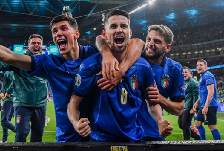 Italy finish third in Nations League