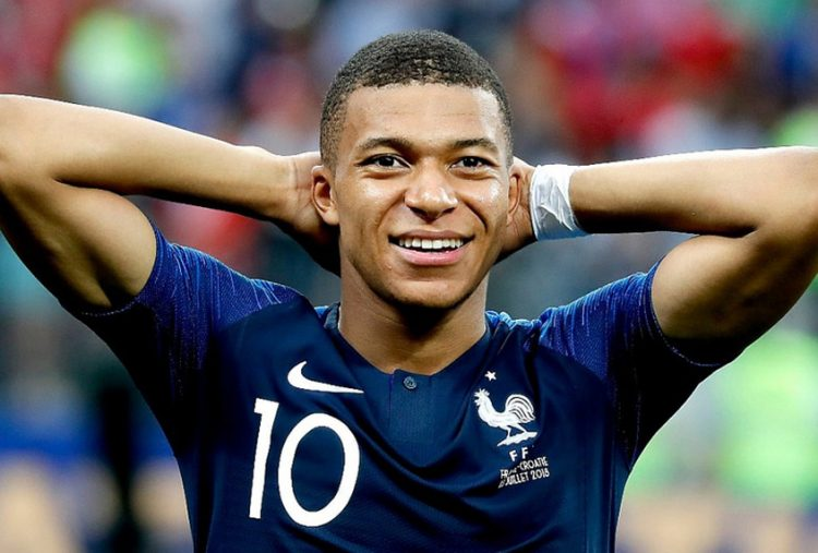 Mbappe fires France to Nations League victory