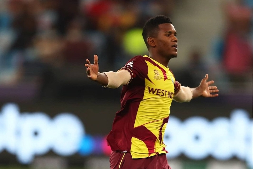 England beat Windies by six wickets in T20 World Cup
