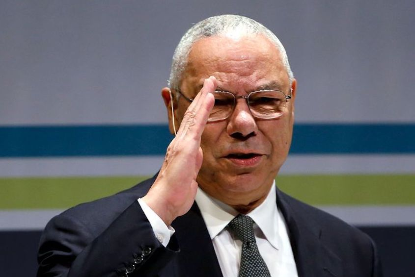 Jamaica PM saddened at the death of Colin Powell