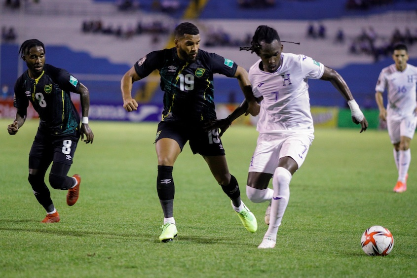 Reggae Boyz get historic first win in final round of World Cup qualifying