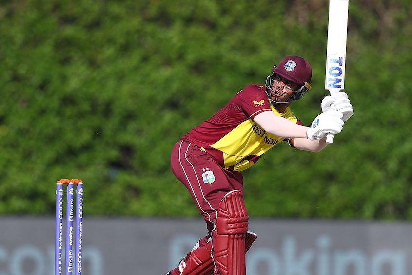 West Indies lose warm-up match against Pakistan