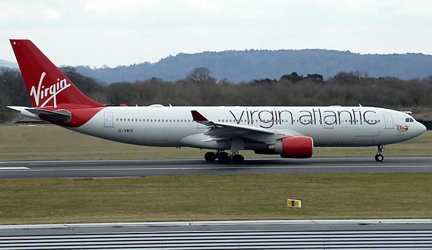 Virgin Atlantic starts flights to SVG